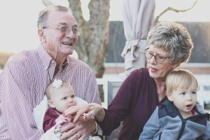 Why grandparents can be a lifeline for gen Y
