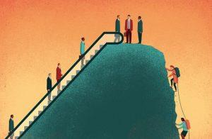 SIMON BAIN: Has saving become elitist?
