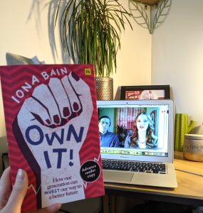 Episode 6 of Own It – THE VIRTUAL BOOK LAUNCH!