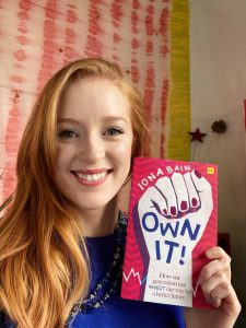 LAUNCH DAY FOR OWN IT! Buy your copy today (£2.99 on Kindle)